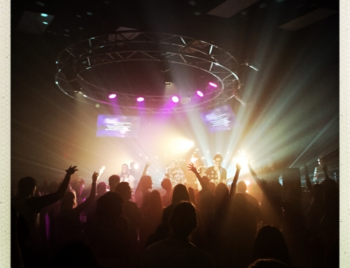 Rediscovering the Pleasure of Leading Worship
